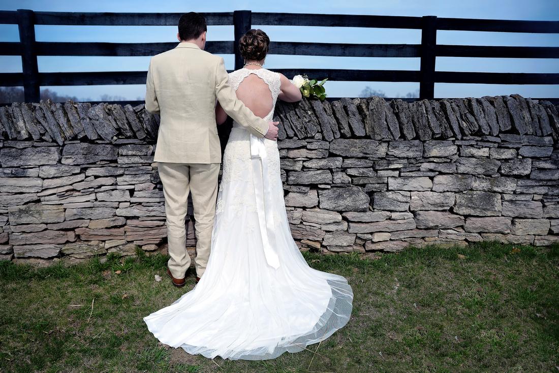 John Nicole Wedding March 21 15 Thoroughbred Center Lexington Kentucky