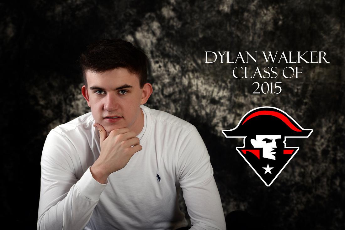 Dylan Walker Senior Photos
