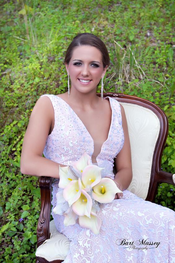 PCCHS Prom Danielle Roberts