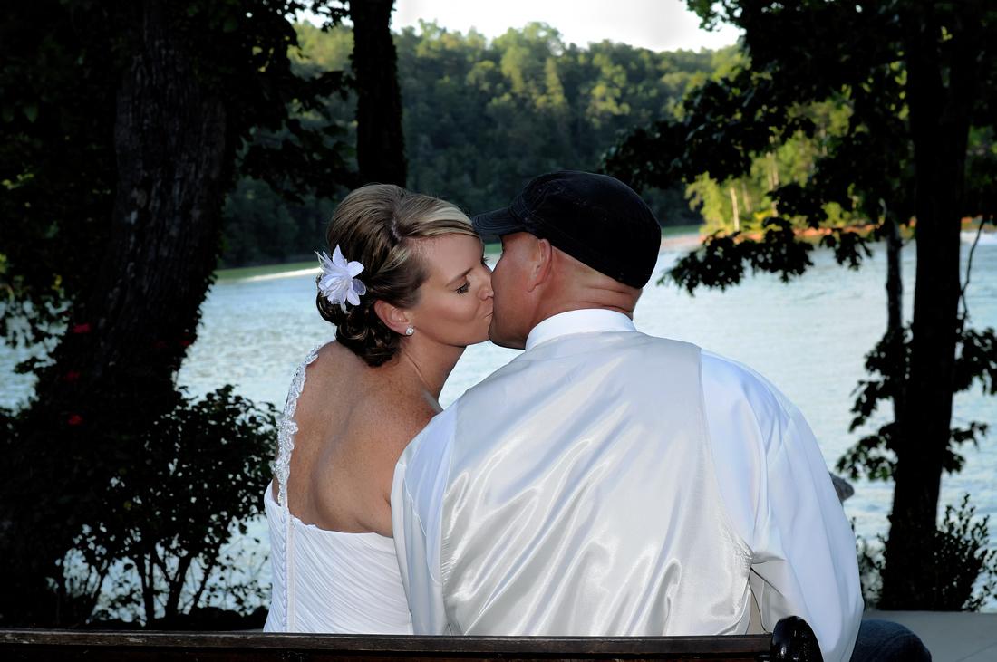 Norris Lake, Lafollote Tennessee, Jacksboro TN Wedding, Summer