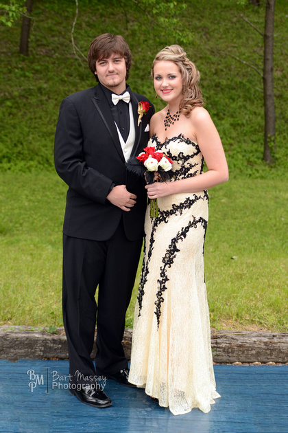 Amy McKnight Prom Perry County Central High School