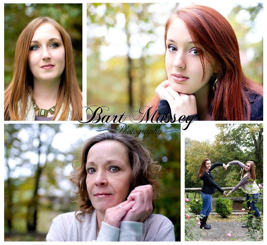Mullins Family fall photo session at Bobby Davis Park in Hazard, Kentucky.  Bart Massey Photography.