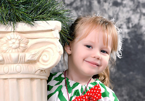Lacey is three years old and had her Christmas photos taken at Bart Massey Photography Studios.  She is from Jackson, Breathitt County Kentucky