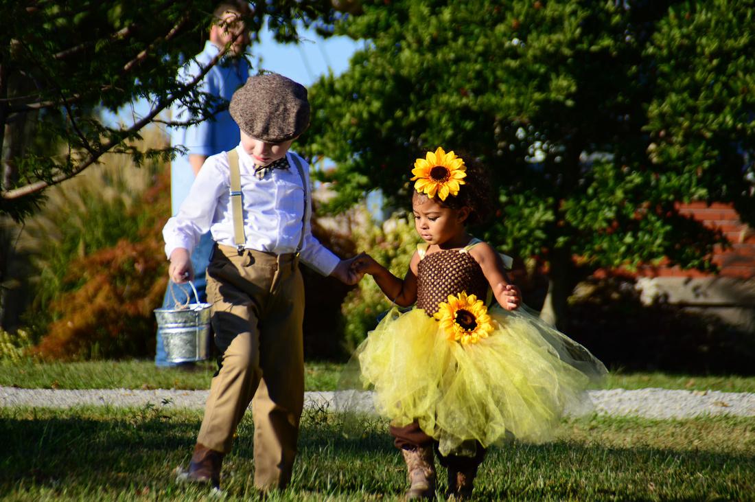 Kasey and Phillip Wedding October outdoor Louisville Kentucky Bart Massey Photography