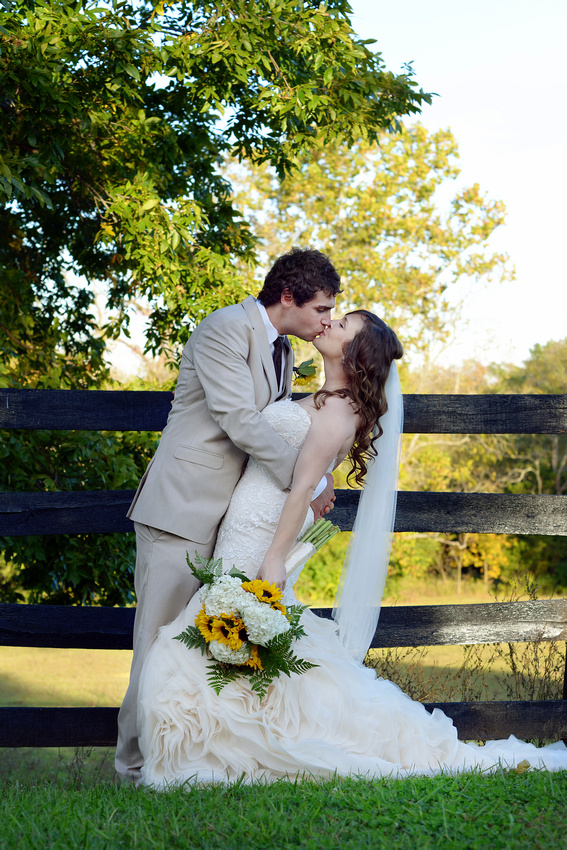 Kasey and Phillip Wedding October outdoor Louisville Kentucky Bart Massey Photography
