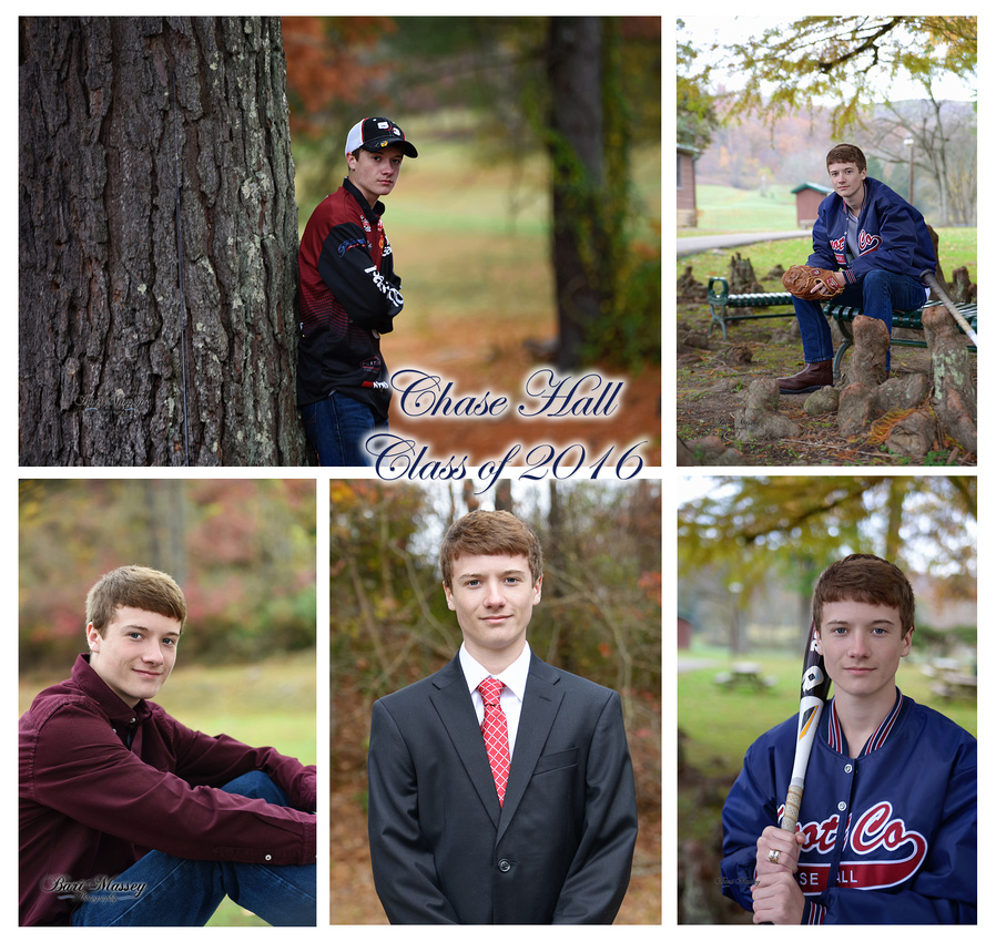Chase Senior Knott County High School 2015 Class of 2016 outdoor fall homeplace clinic Baseball, football, fishing
