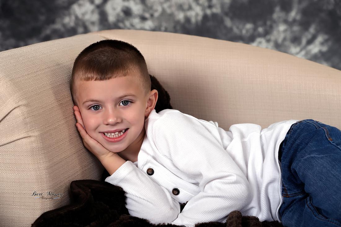 Bart Massey Photography Studio Knott county children, boys baby dad mom