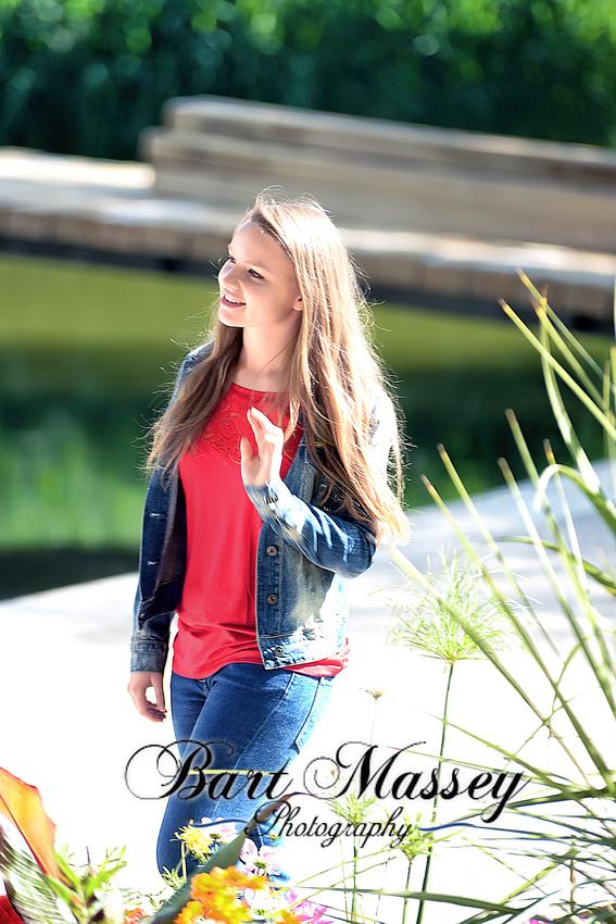 Ophiliea Model Actress Paris France Parc de Bercy